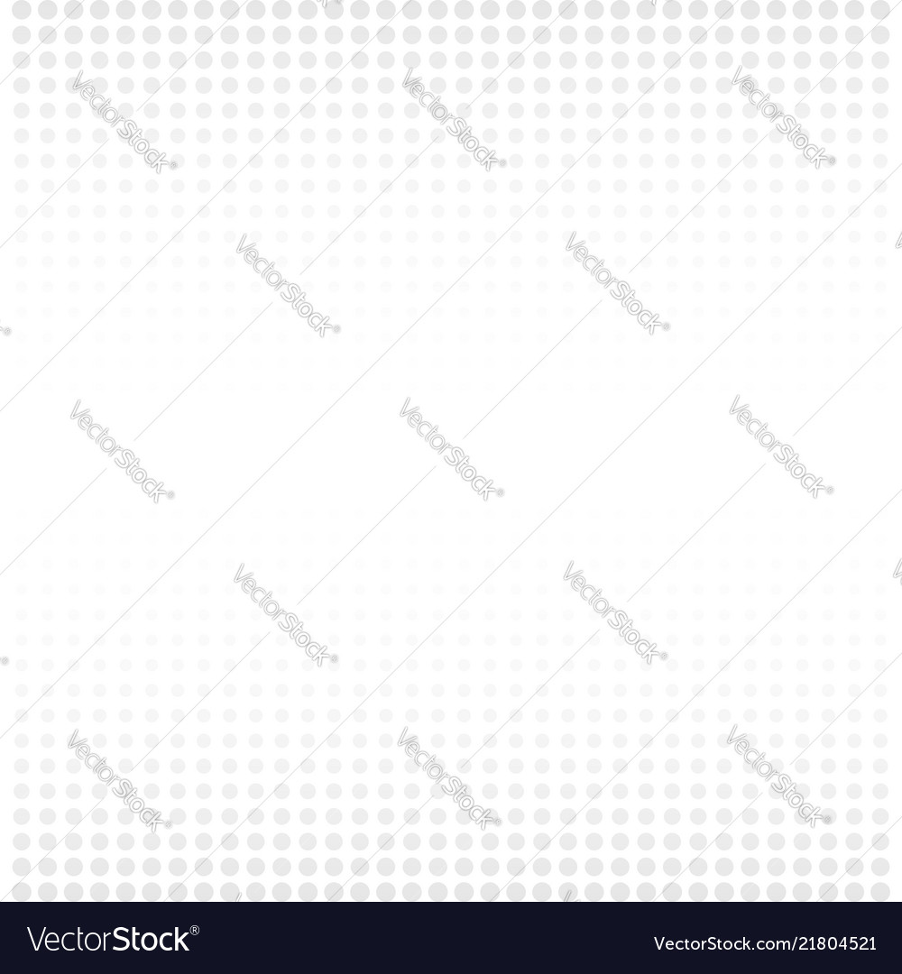 Halftone white grey background dotted abstract