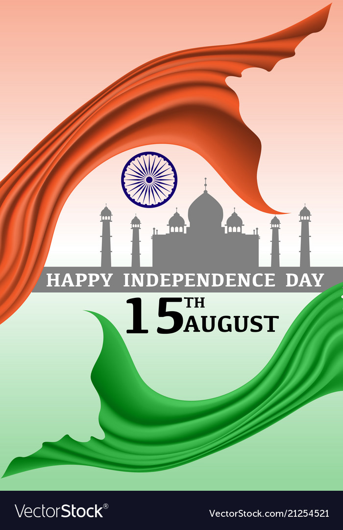 Happy independence day india 15 august