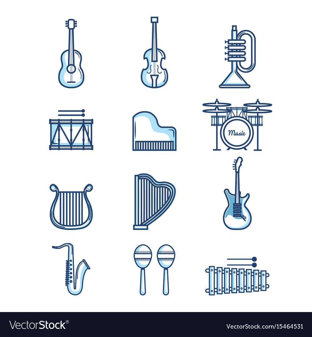 Music instruments design