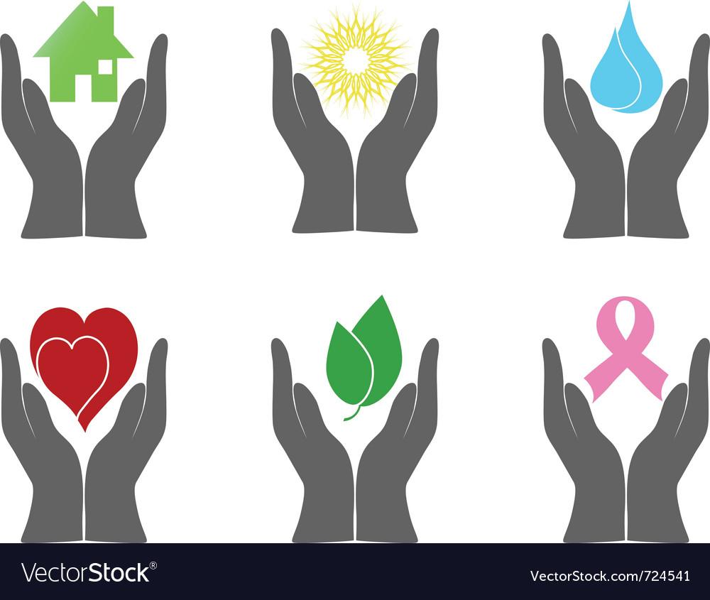 Environment icons