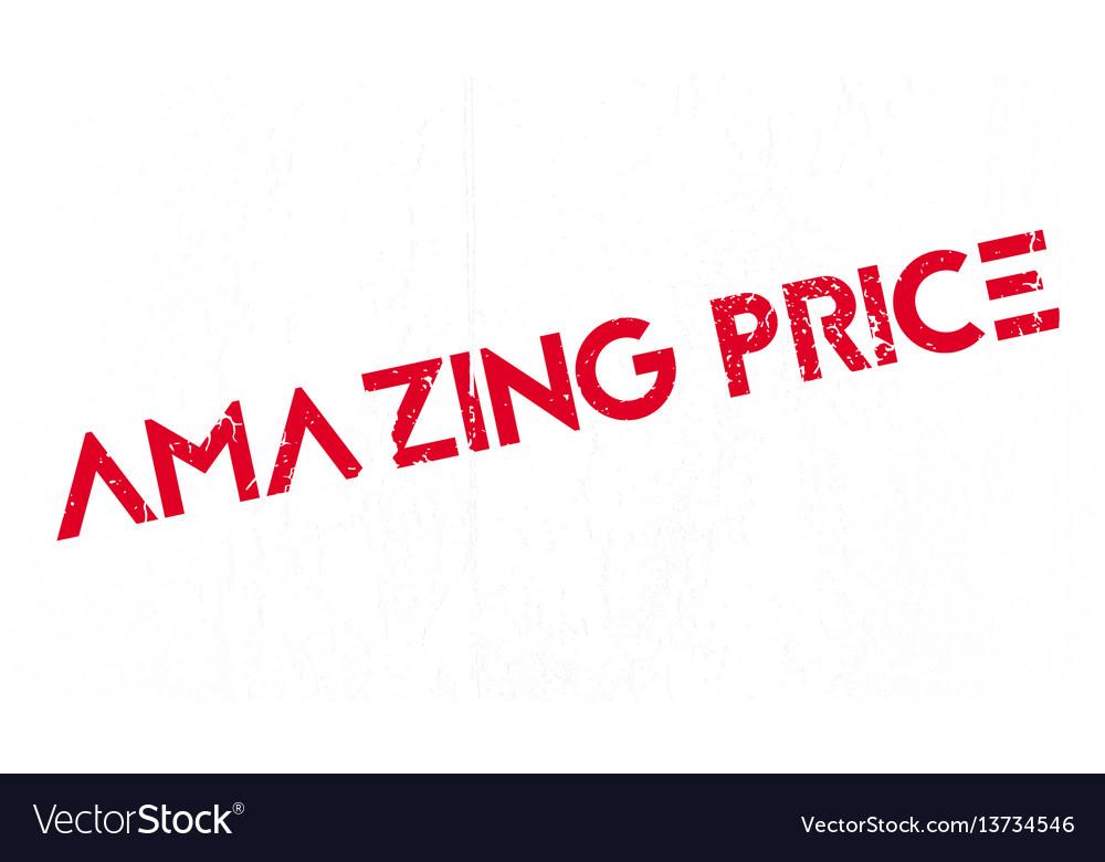 Amazing price rubber stamp