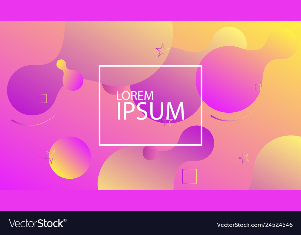 Liquid dynamic background for web