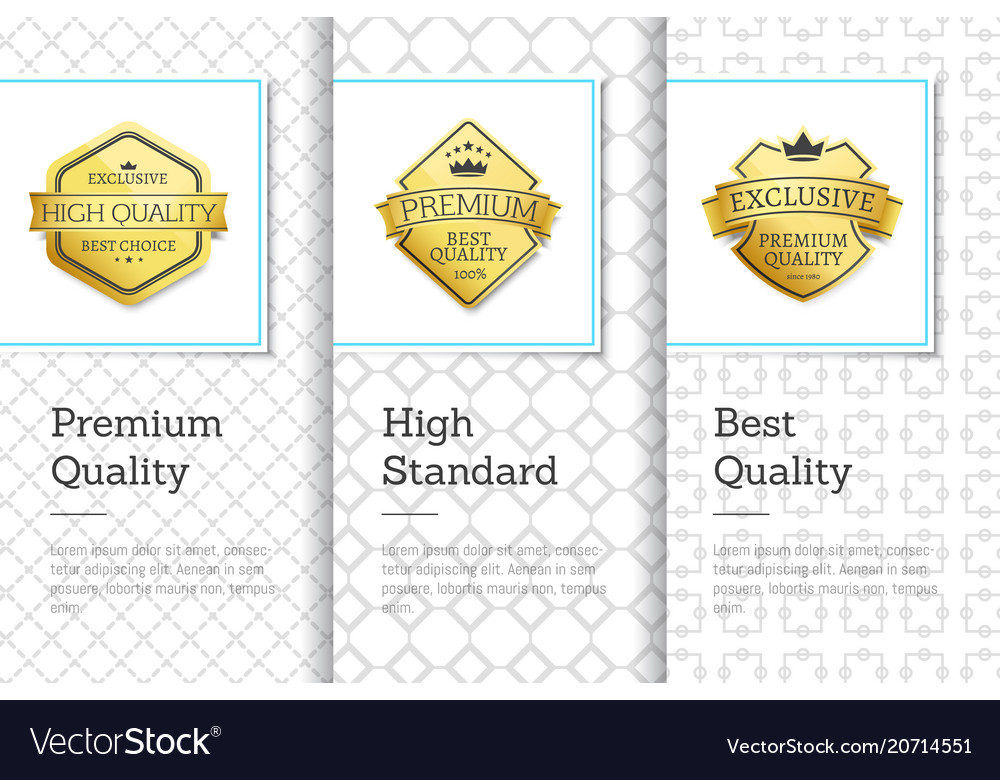 Premium best quality banners