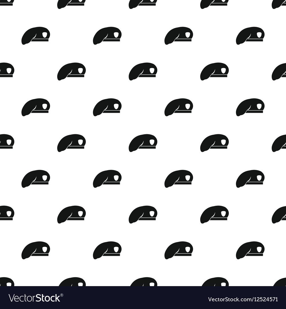 Military beret pattern simple style Royalty Free Vector 2b80ded1ff5