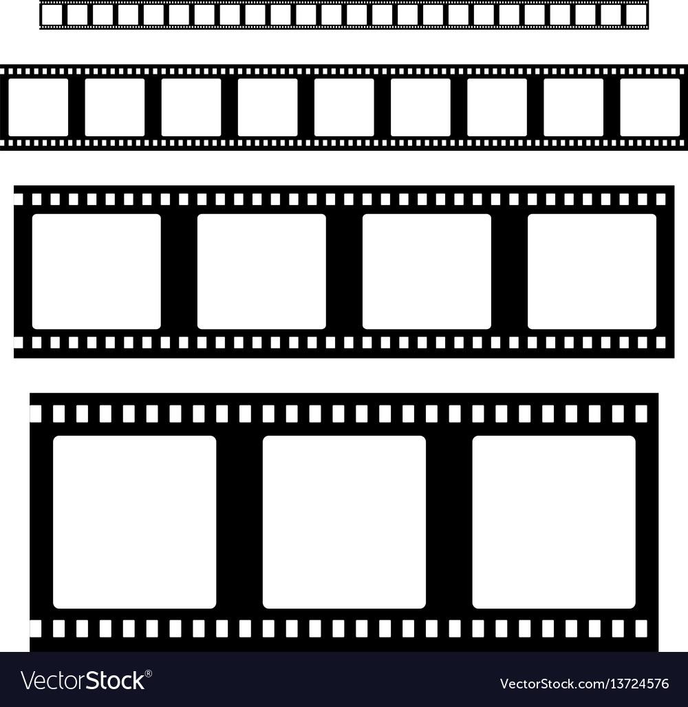 Filmstrip set