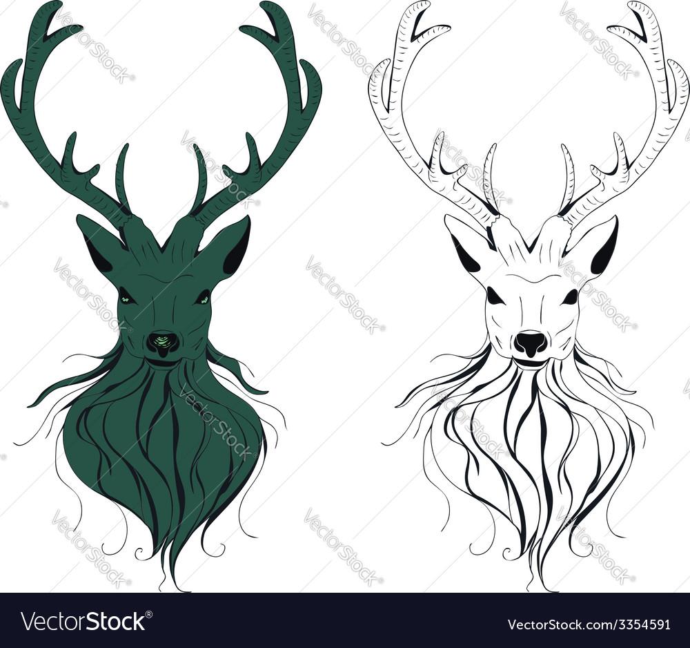 Deer Head3