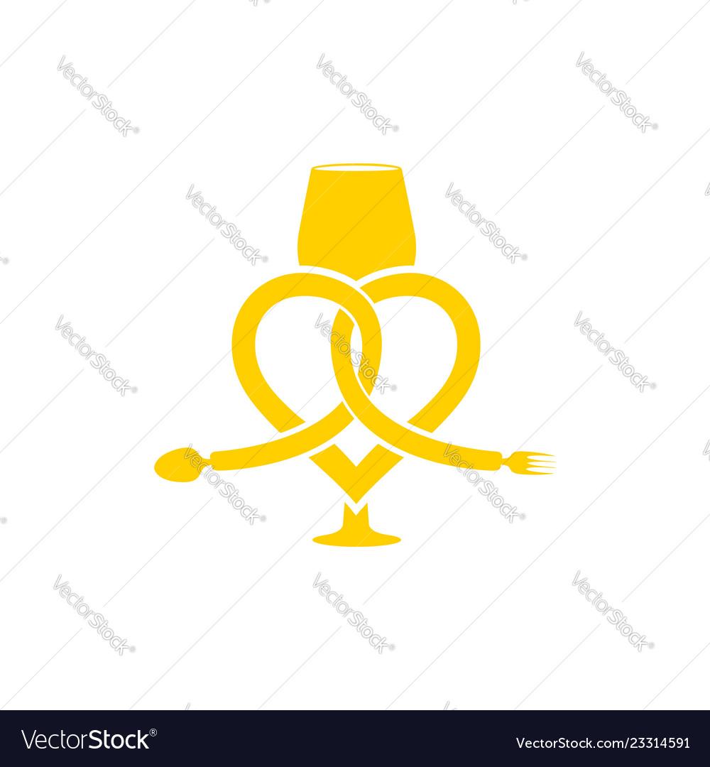 Heart icon logo heart logo heart shape love logo