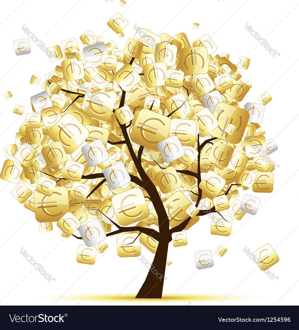 вызывающе накрашен, золотое денежное дерево картинка больше