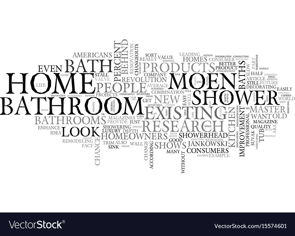 Bathrooms are a home s true underachievers text