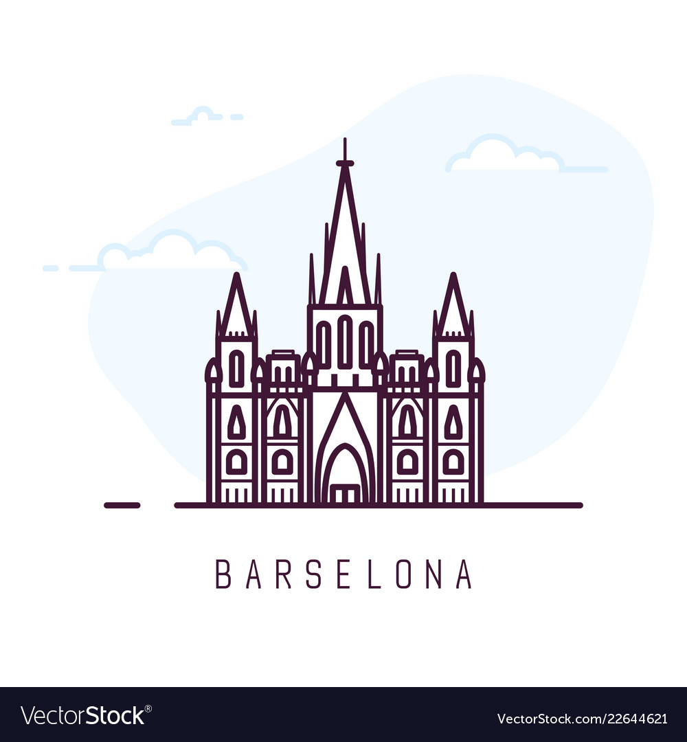 Barcelona city cathedral