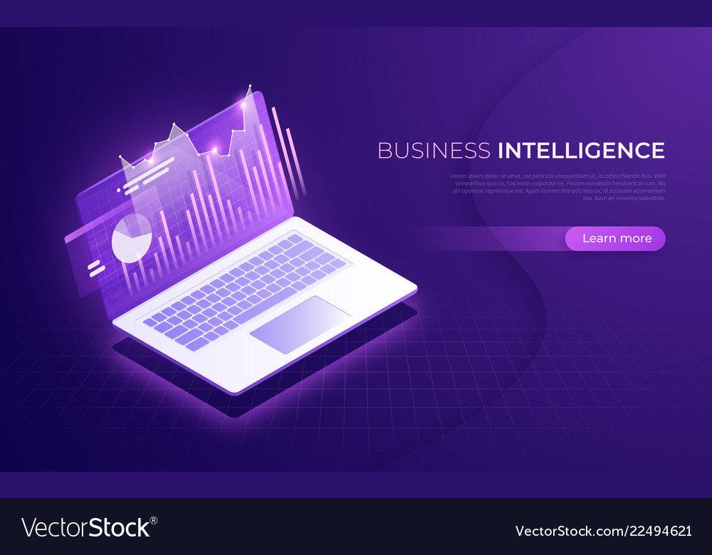 Business intelligence financial performance data