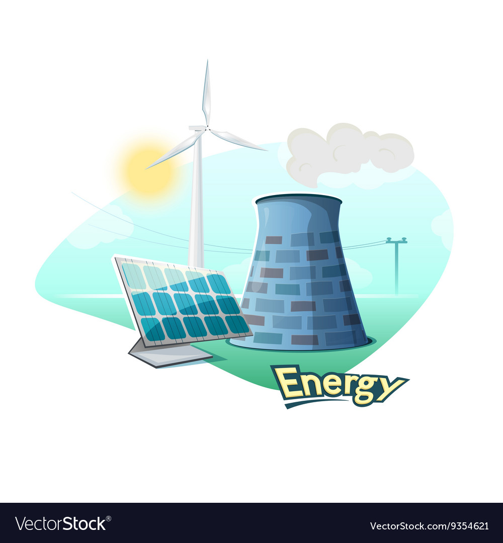 Energy sources concept design