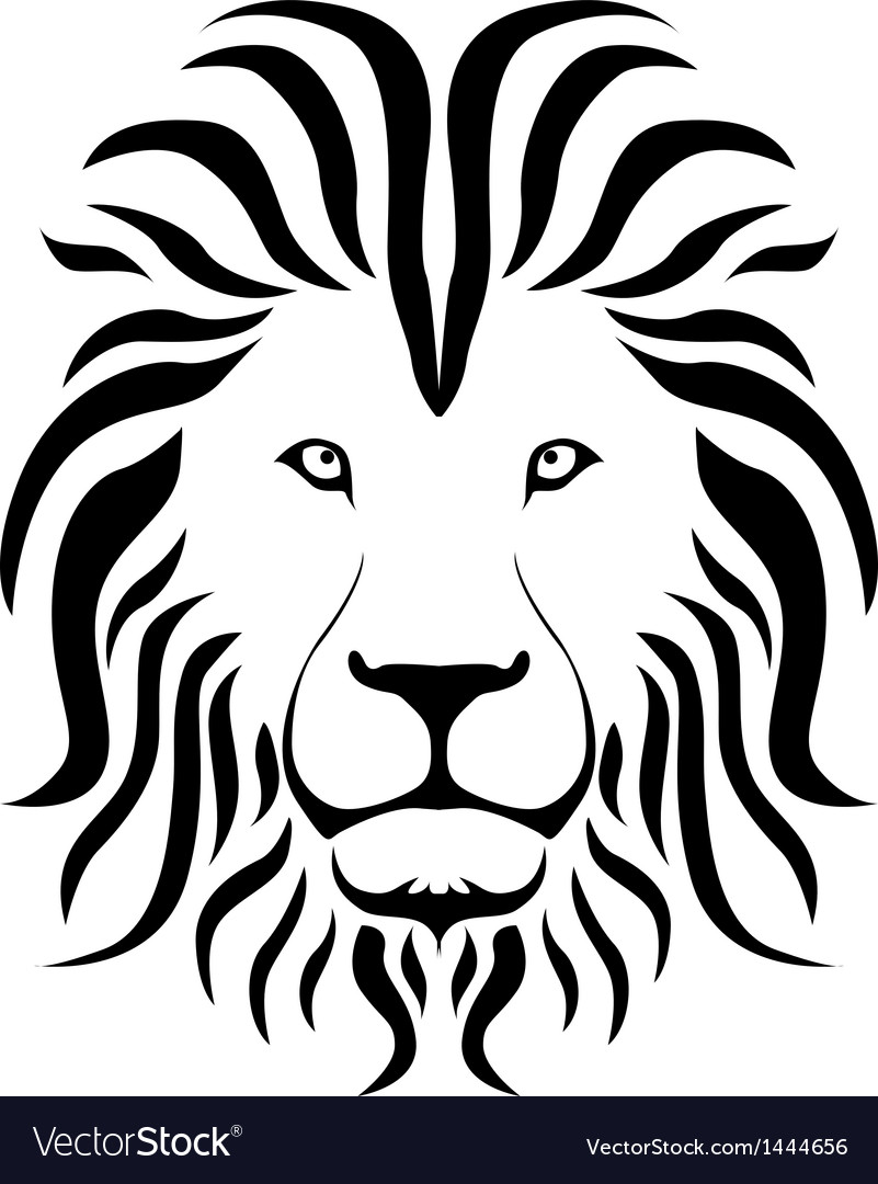 Lion Silhouette Royalty Free Vector Image Vectorstock Choose from over a million free vectors, clipart graphics, vector art images, design templates, and illustrations created by artists worldwide! vectorstock