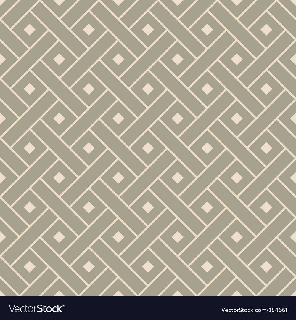 Crosshatch pattern vector image