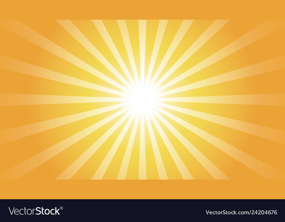 Abstract starburst background