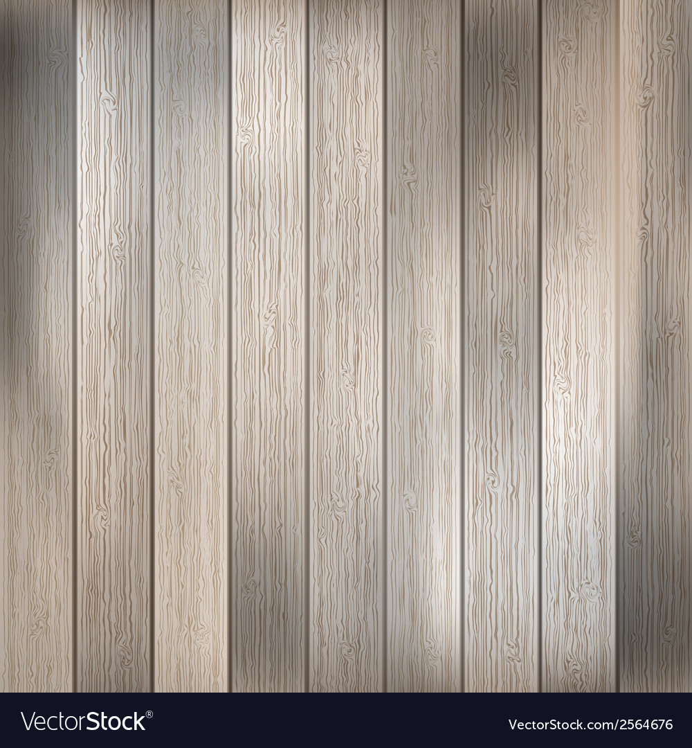 Light wooden planks painted plus EPS10