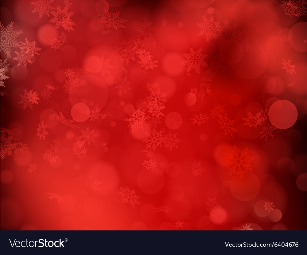 Red christmas background EPS 10