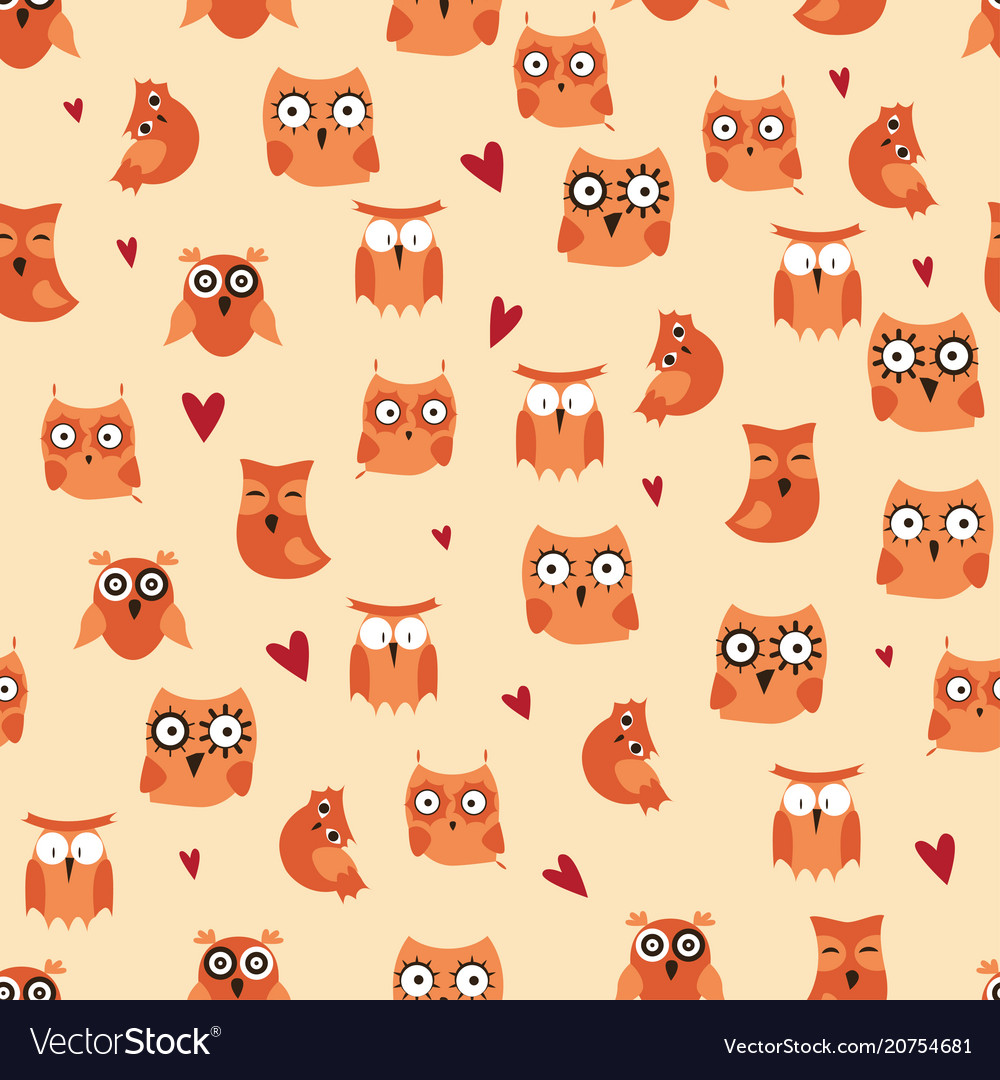 Bright colored seamless pattern
