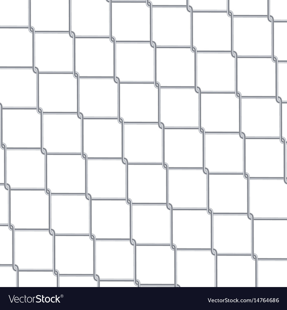 Chain link fence background industrial style