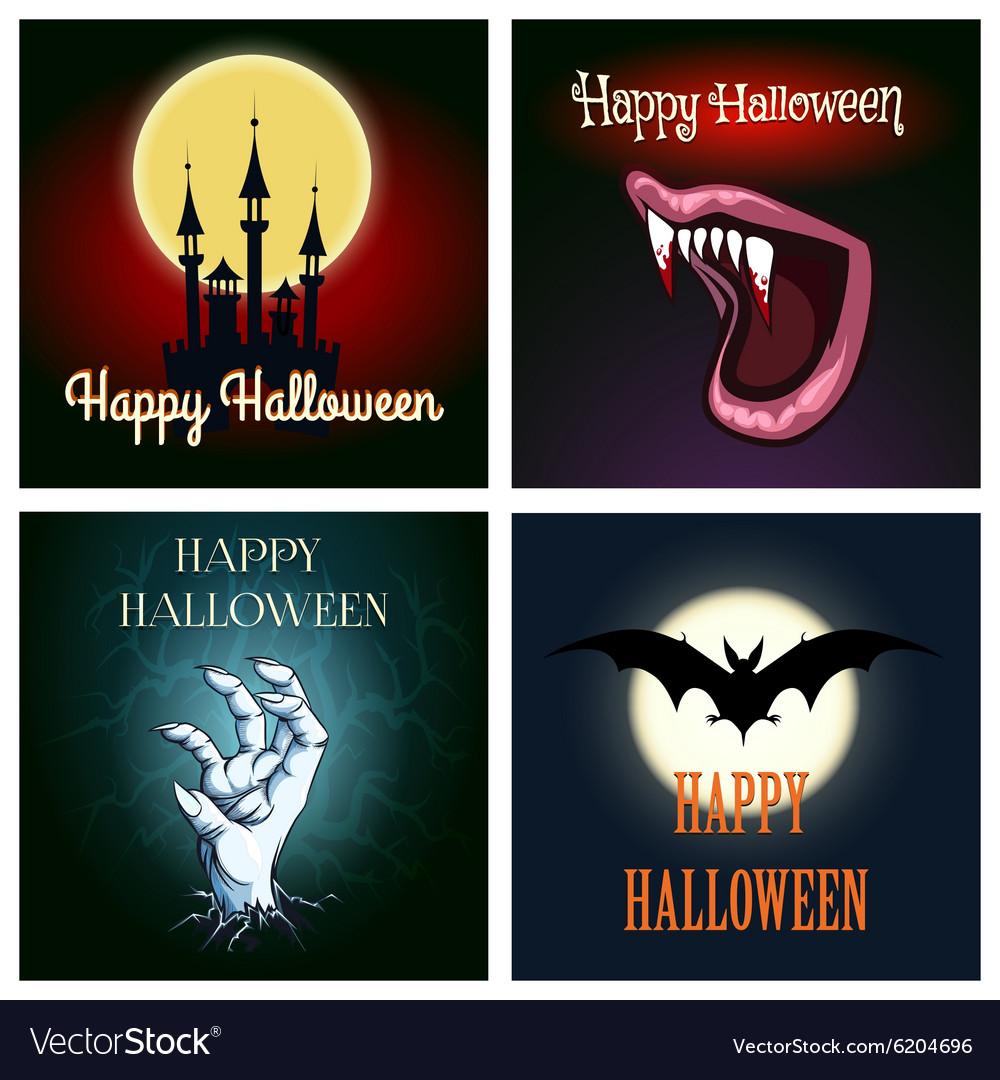 Halloween Theme Set