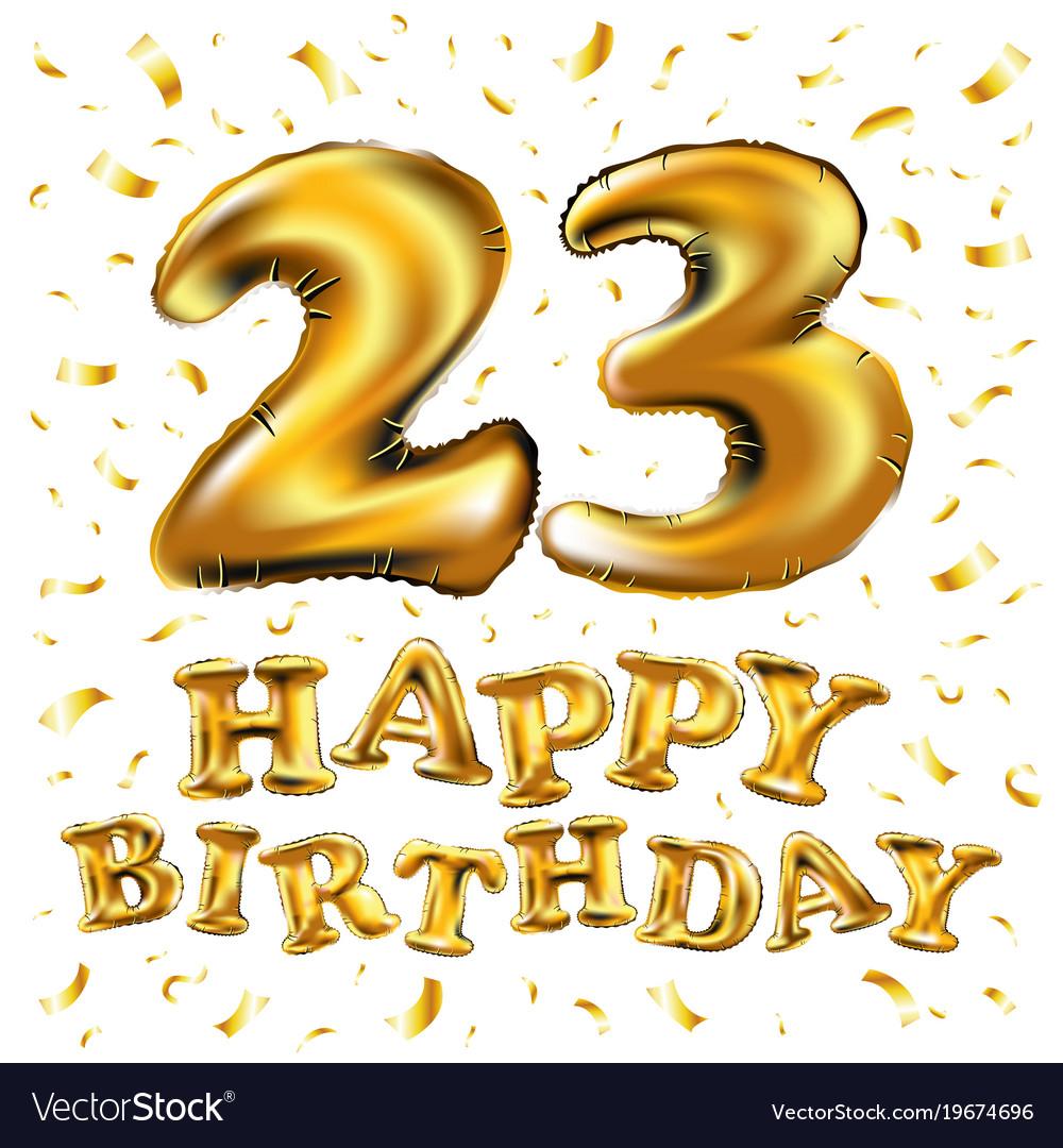 Открытки с день рождения 23