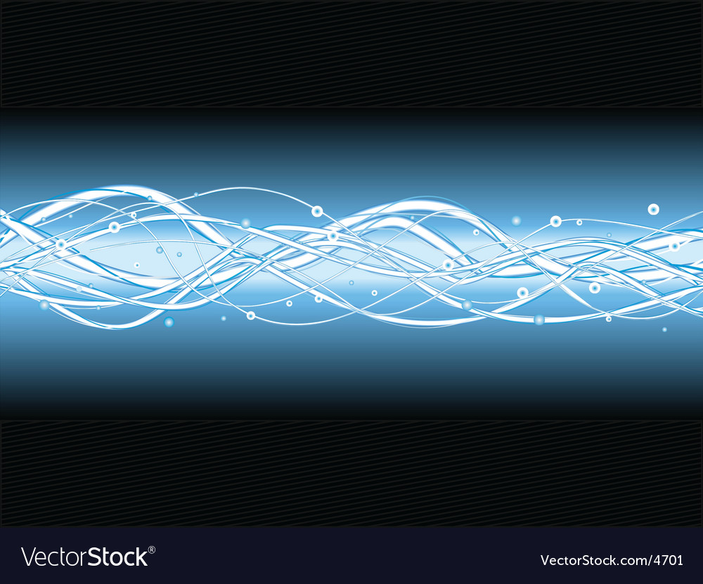 Neon light vector image