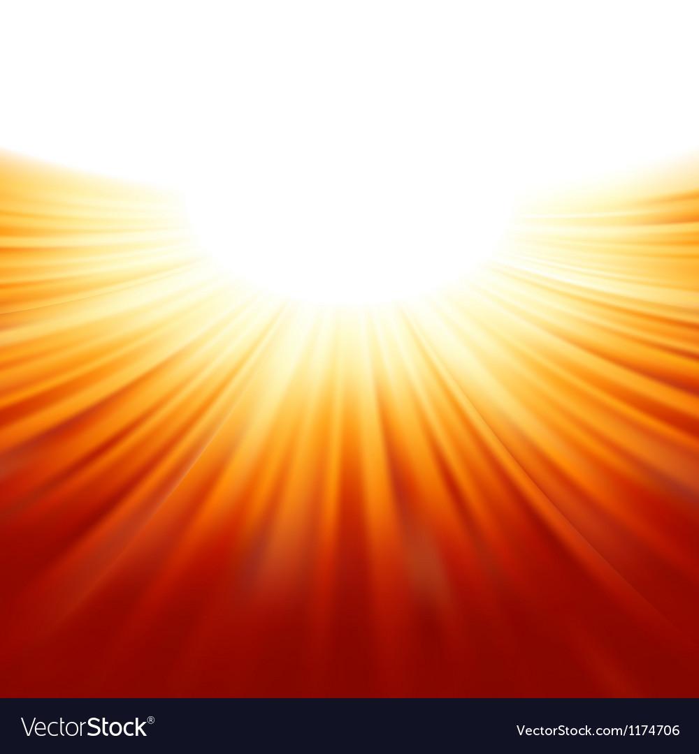 Sunburst rays sunlight template eps 8