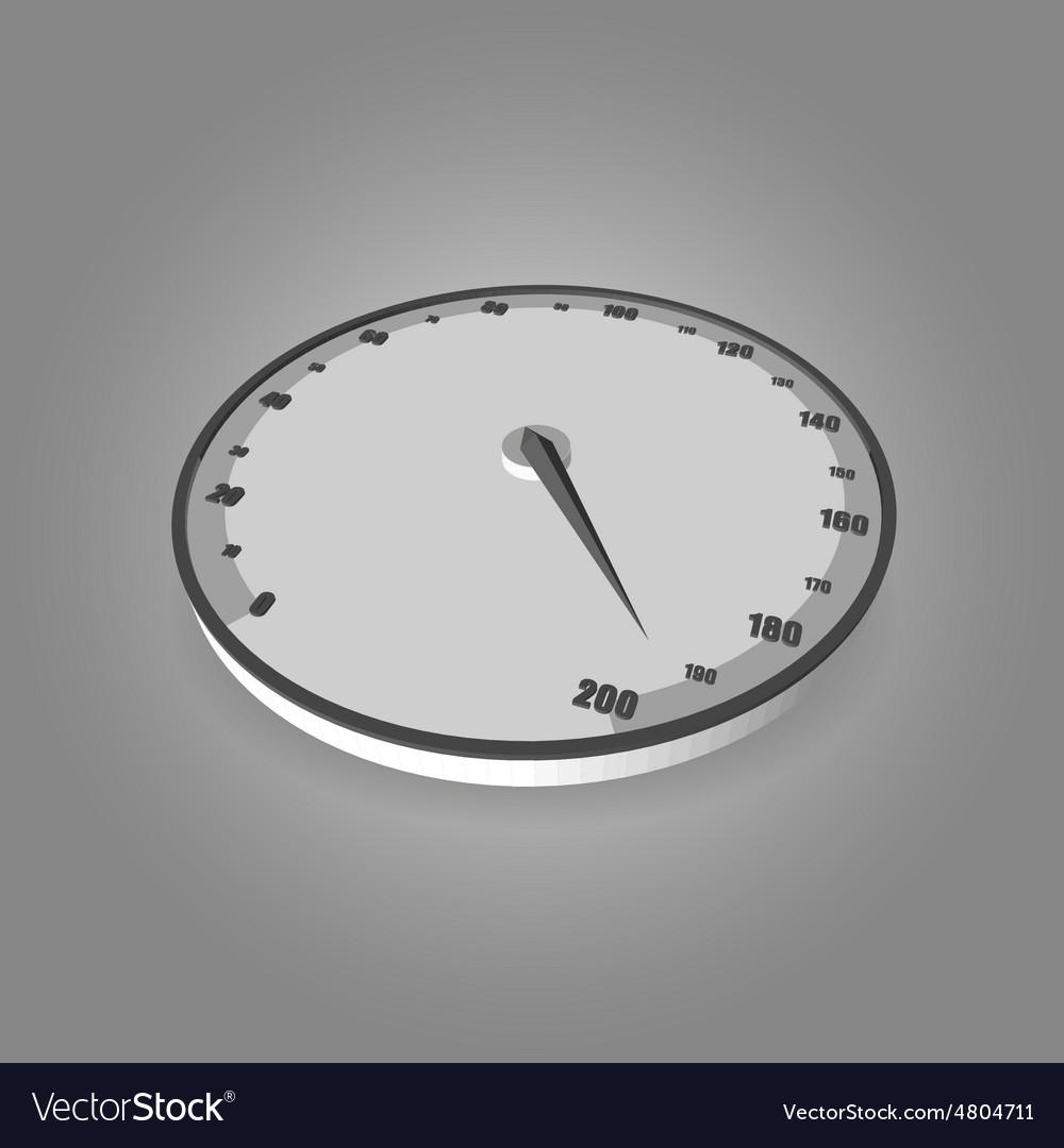 Speedometer icon A Speedometer