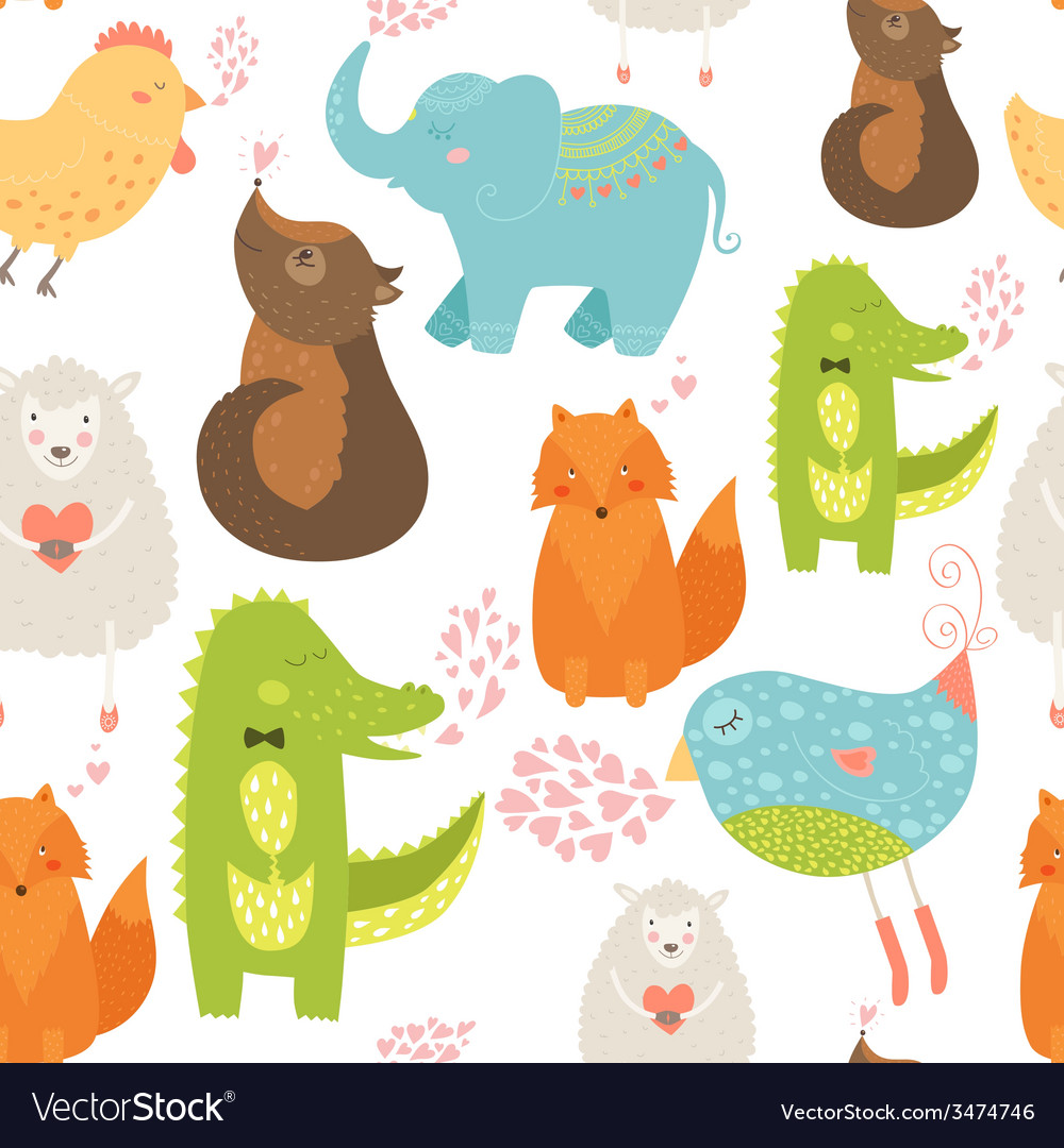Animal background