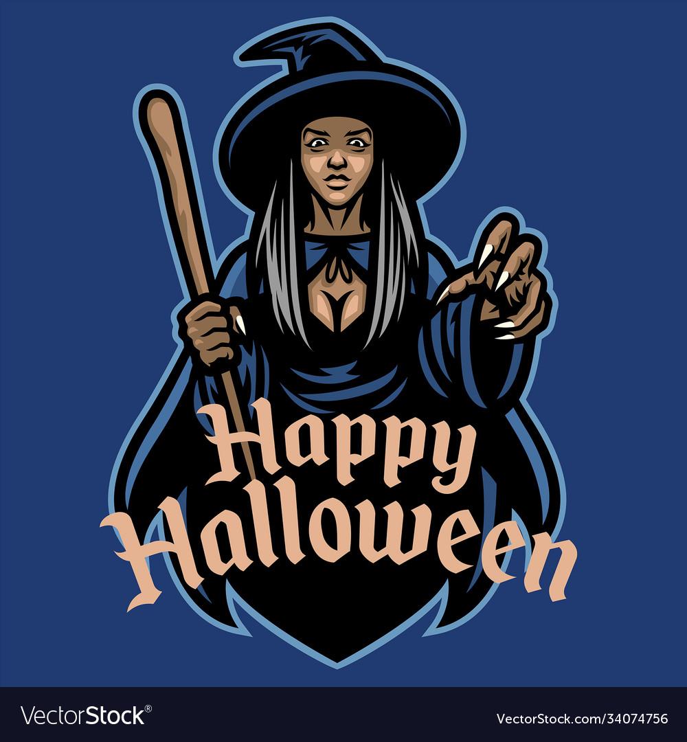 Lafy wizard mascot character