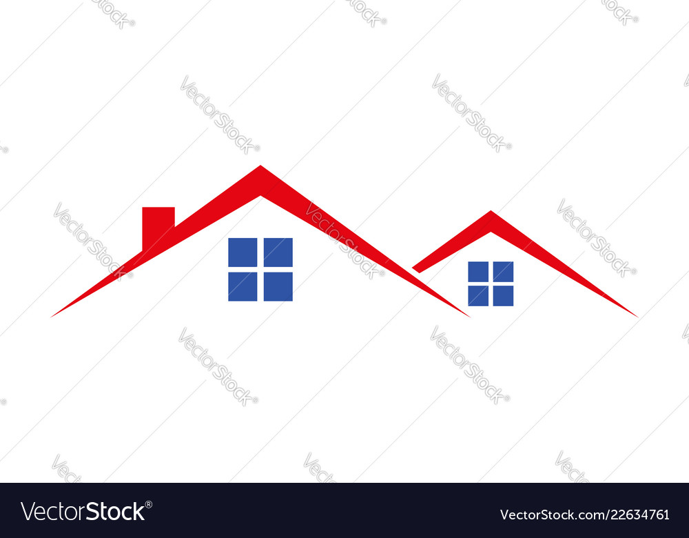 Logo house for sale rental or home ownership