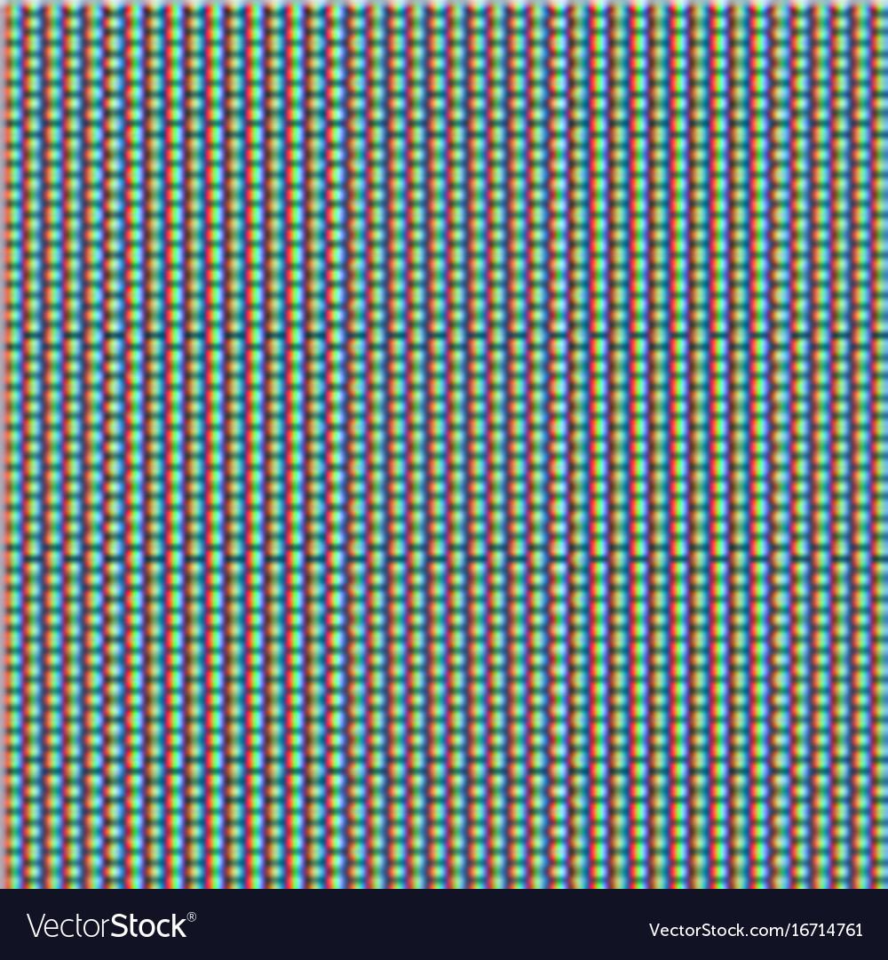 Rgb pixels seamless pattern eps 10