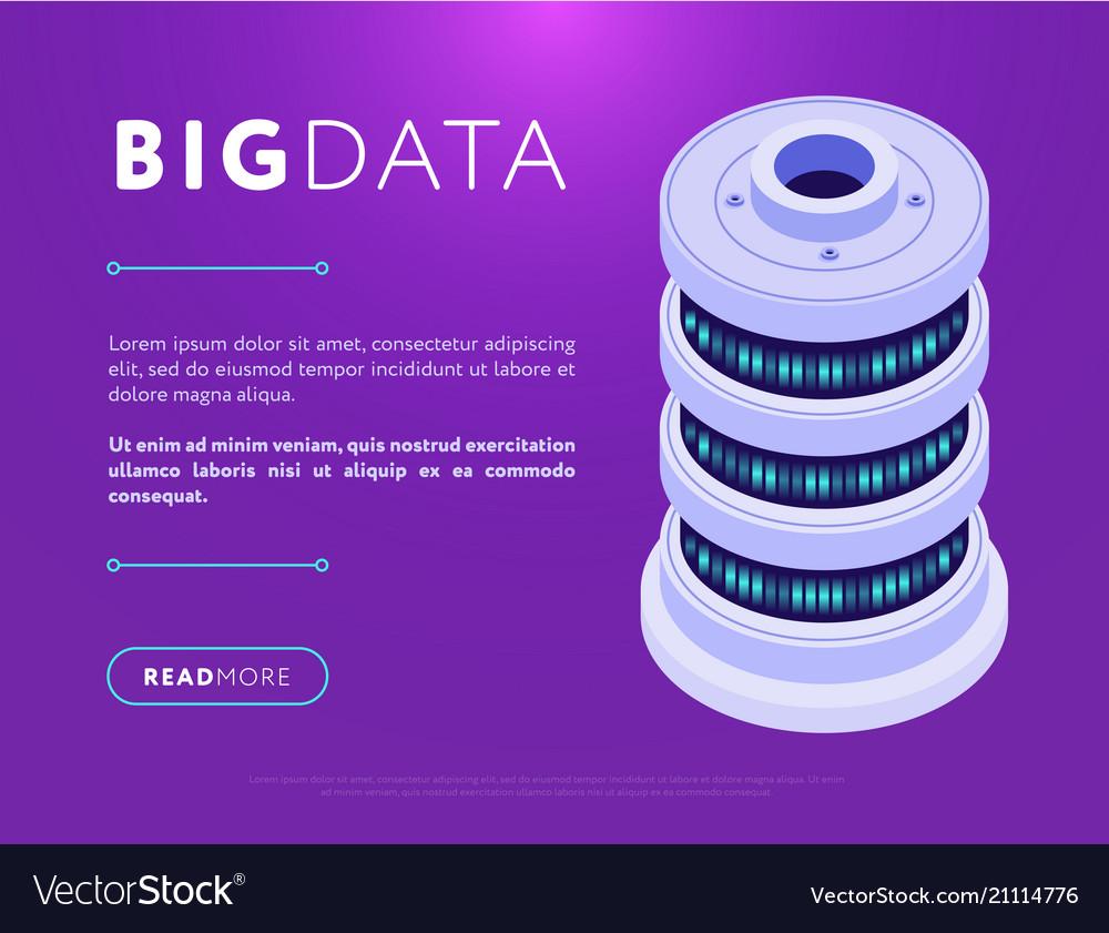 Big data center base design