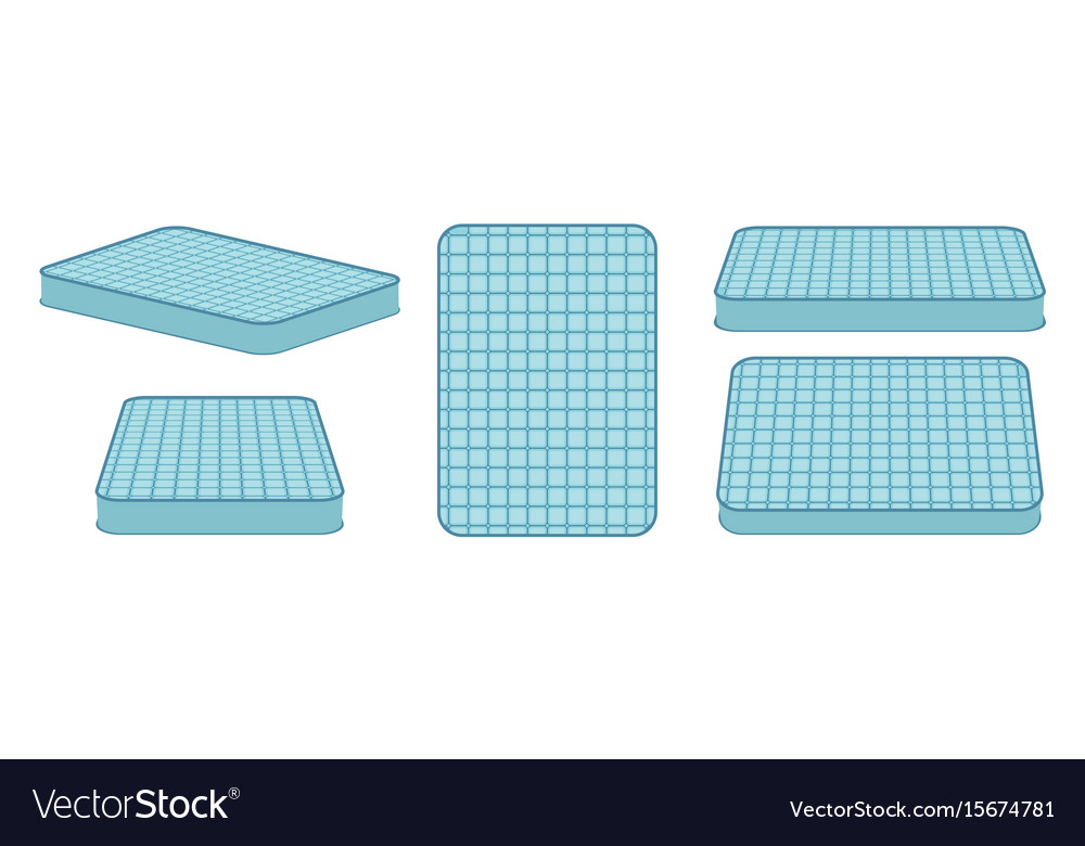 Comfortable mattress for sleeping in different