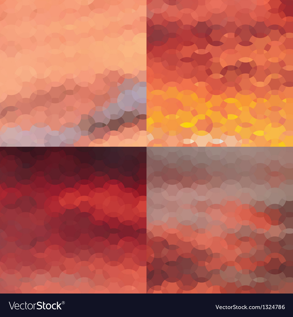 Collection of Abstract Geometrical Backgrounds