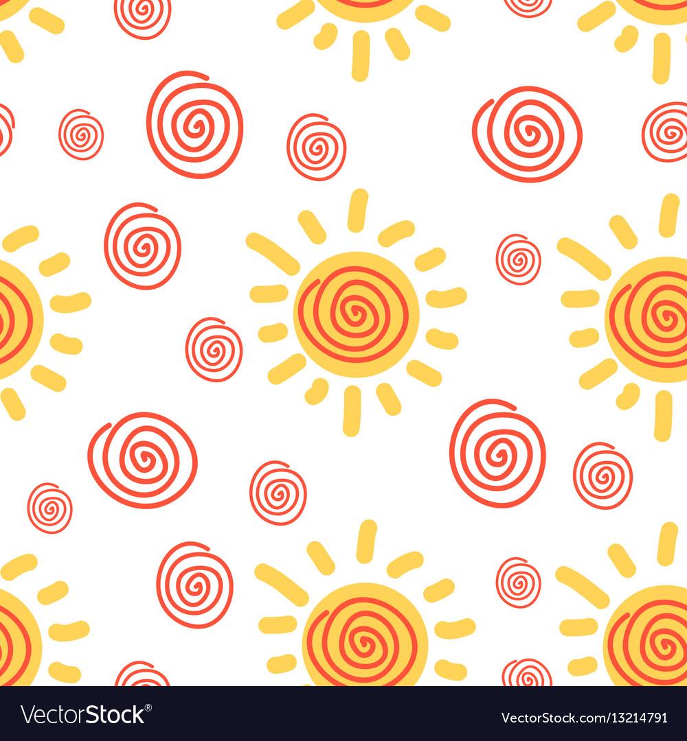 Sunny pattern