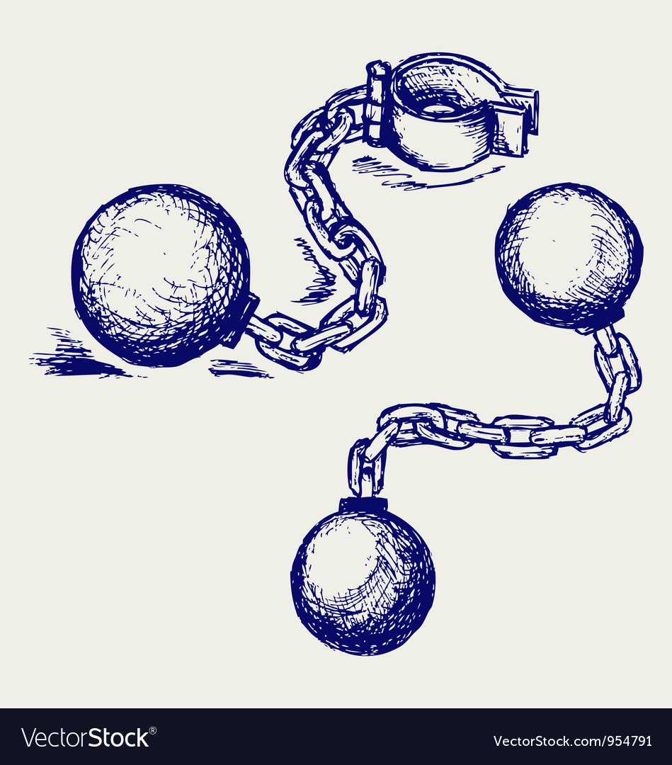 Wrecking ball and chain
