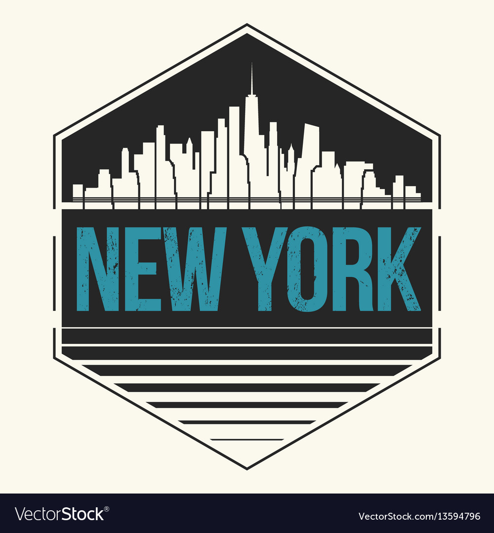 New york city graphic t-shirt design tee print