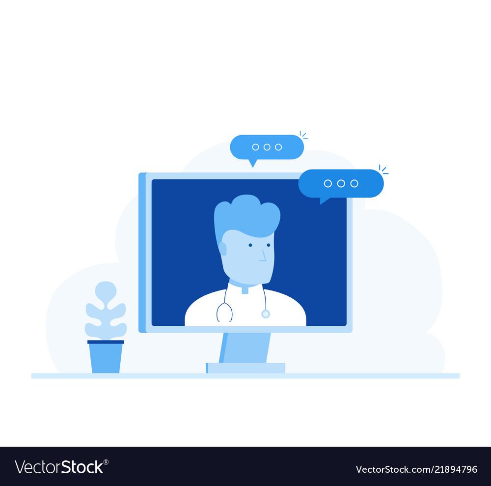 Online medical consultation online doctor