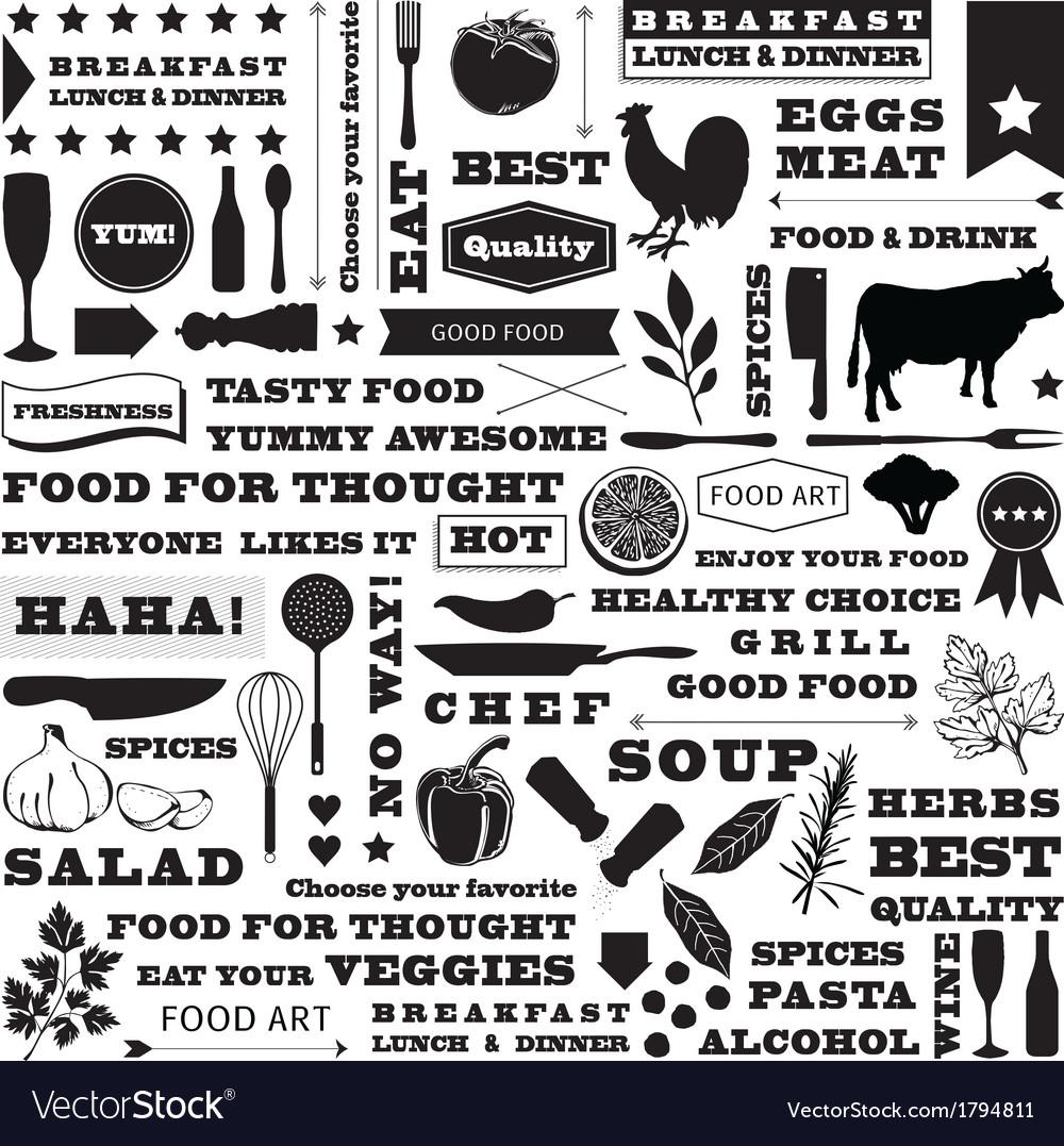 Restaurant pattern