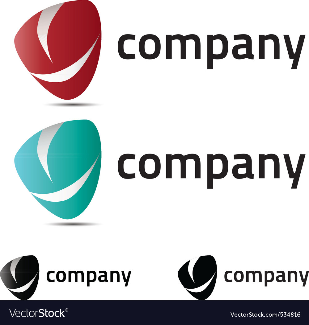 A very modern fresh and trendy logo for your compa
