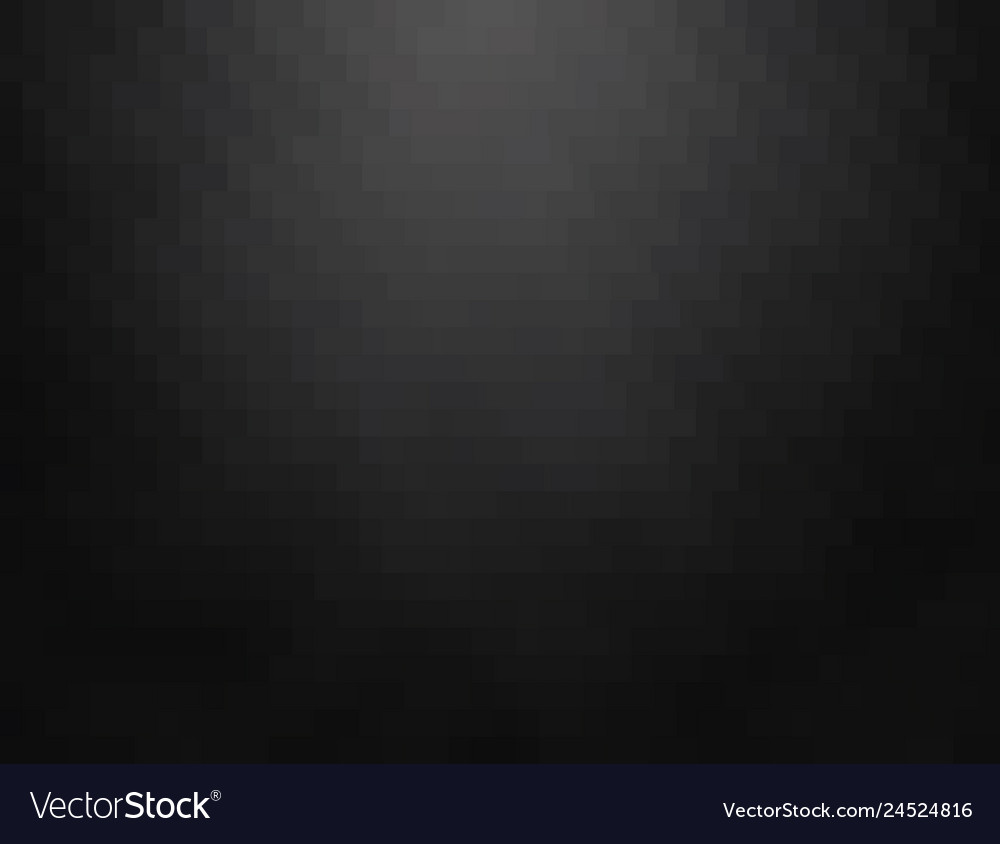 Black abstract gradient background of rectangles