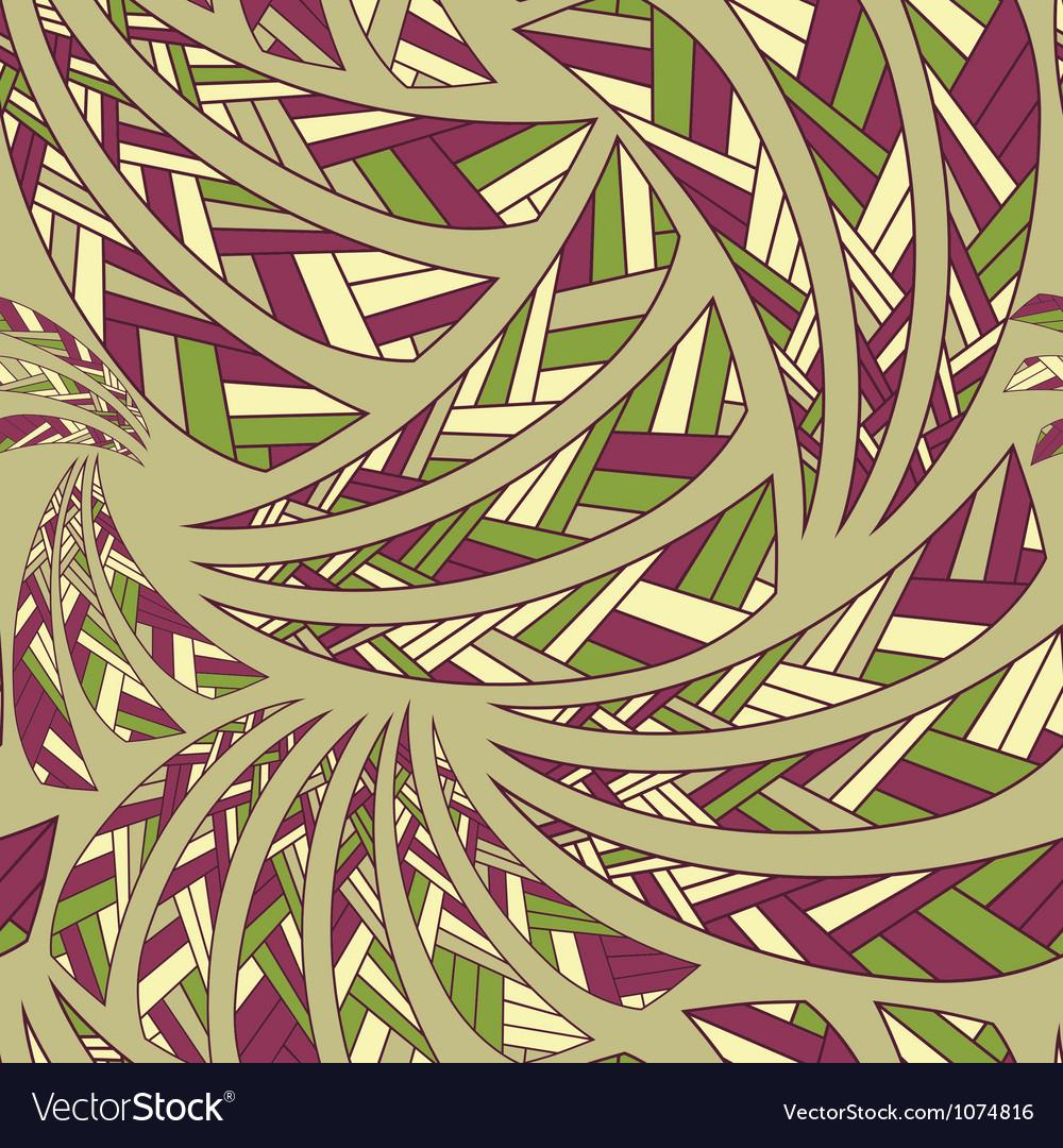Ethnic seamless pattern background