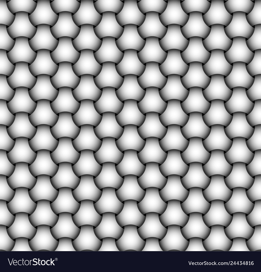 Seamless wicker pattern abstract textured