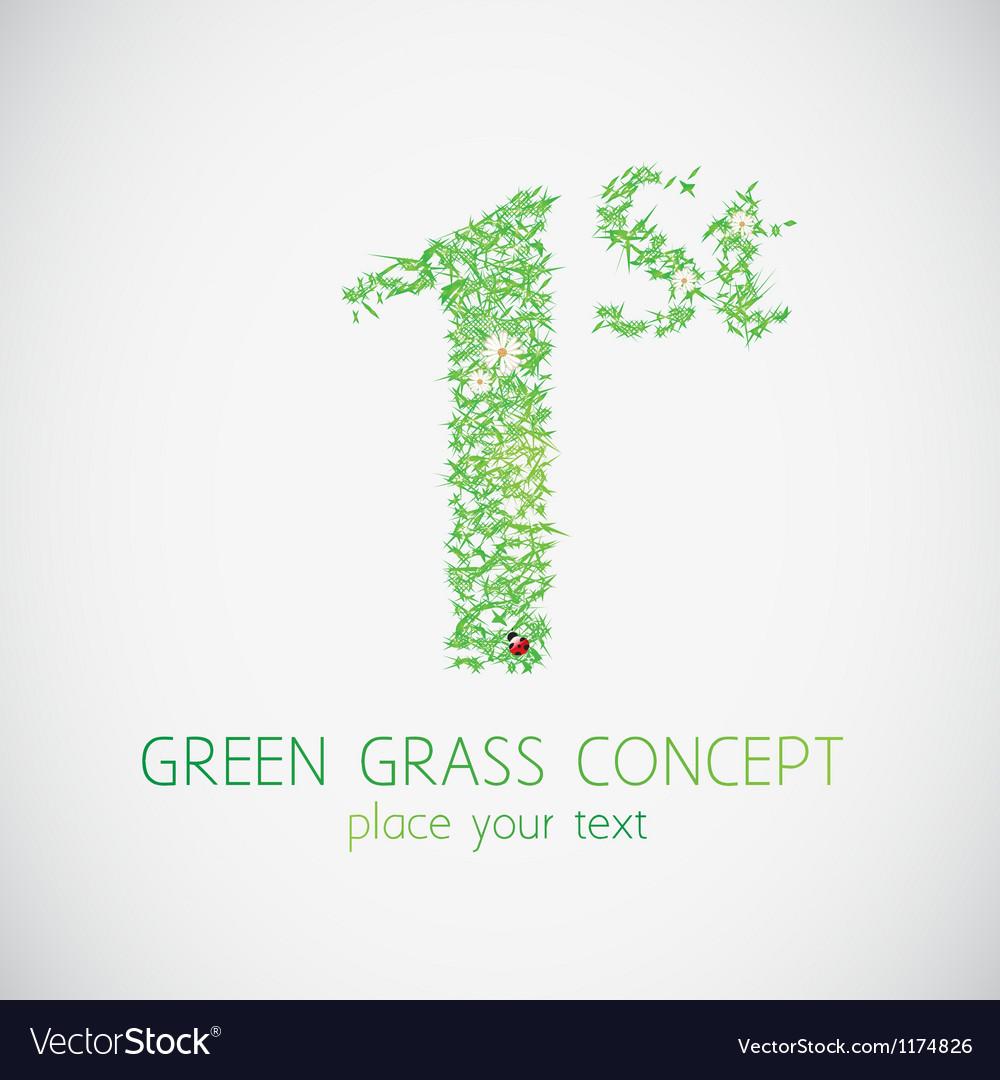 Grass first
