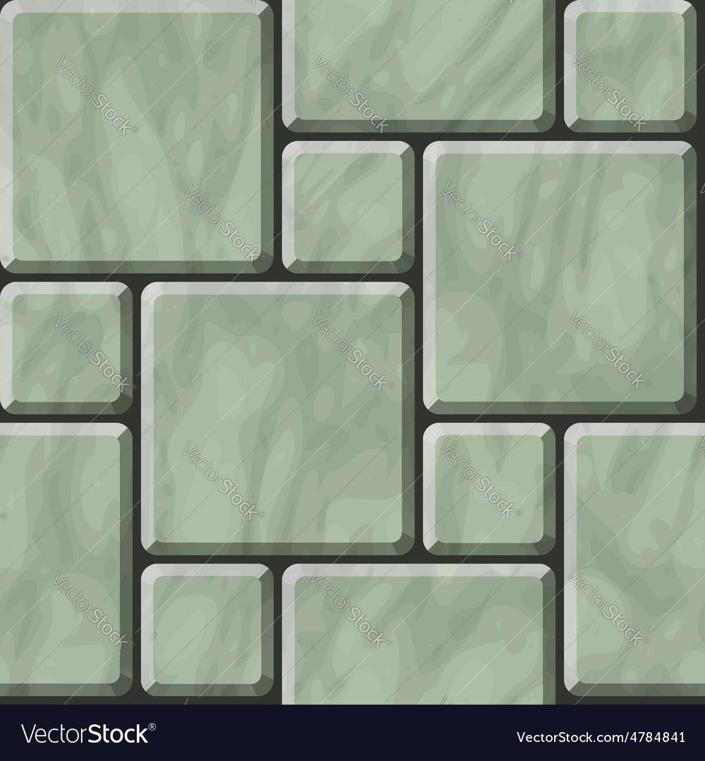 Greenish Polished Stone Tiles Texture
