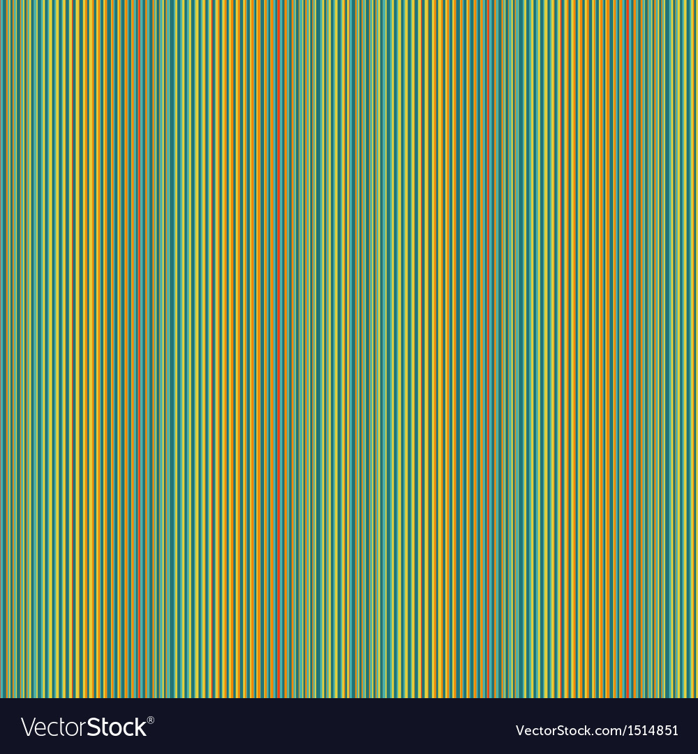 Colorful stripes abstract seamless pattern