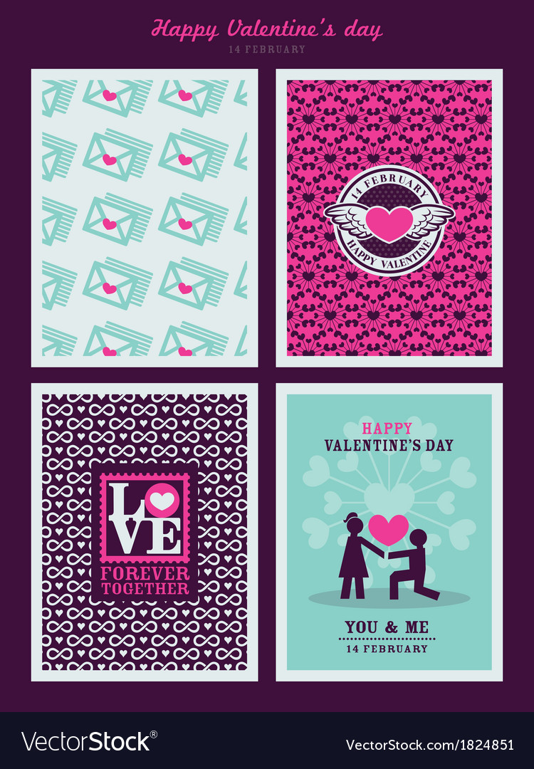 Valentines day background for invitation card