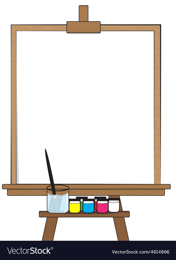 Drawing board vector art download blank vectors 4614866 for The drawing board