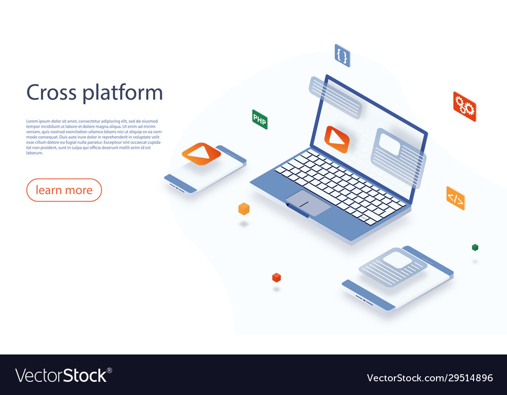 Cross platform development website multi-platform